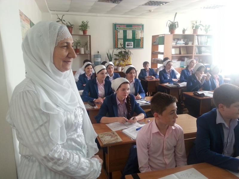 Rusya Federasyonu Çeçenistan Özerk Cumhuriyeti Ziyareti