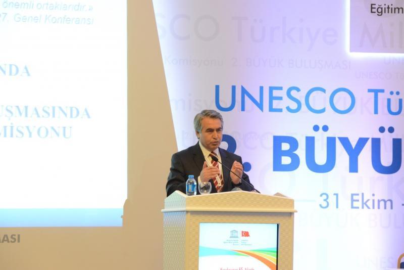 UNESCO Milli Komisyonu Büyük Buluşma Toplantısı