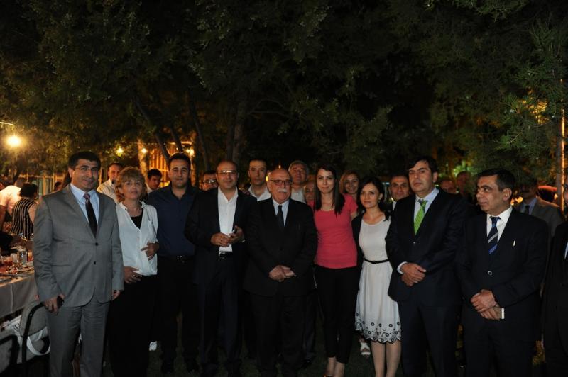 Avrupa Birliği Dış İlişkiler Genel Müdürlüğü-Yükseköğretim Genel Müdürlüğü/Kampüs Bahçe