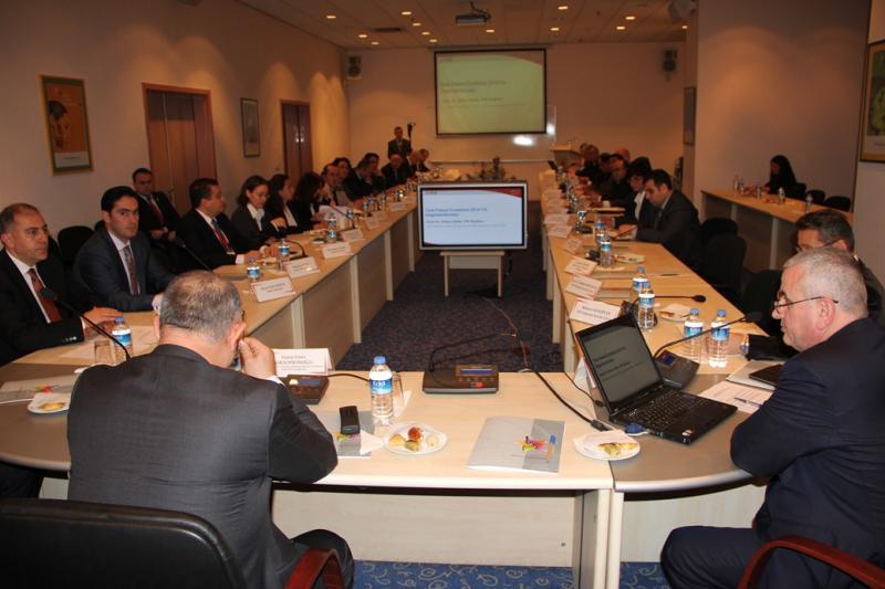 Türk Patent Enstitüsü Danışma Kurulu Toplantısı