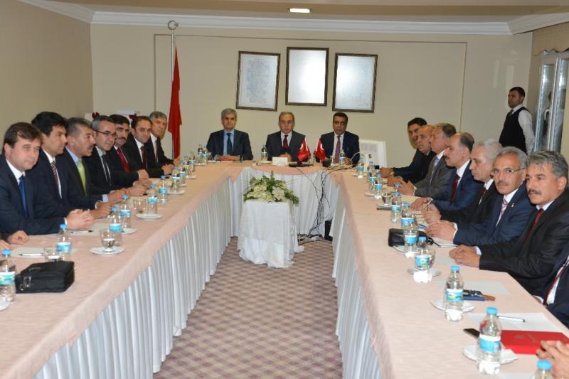 Adana Milli Eğitim Müdürlüğü Toplantı