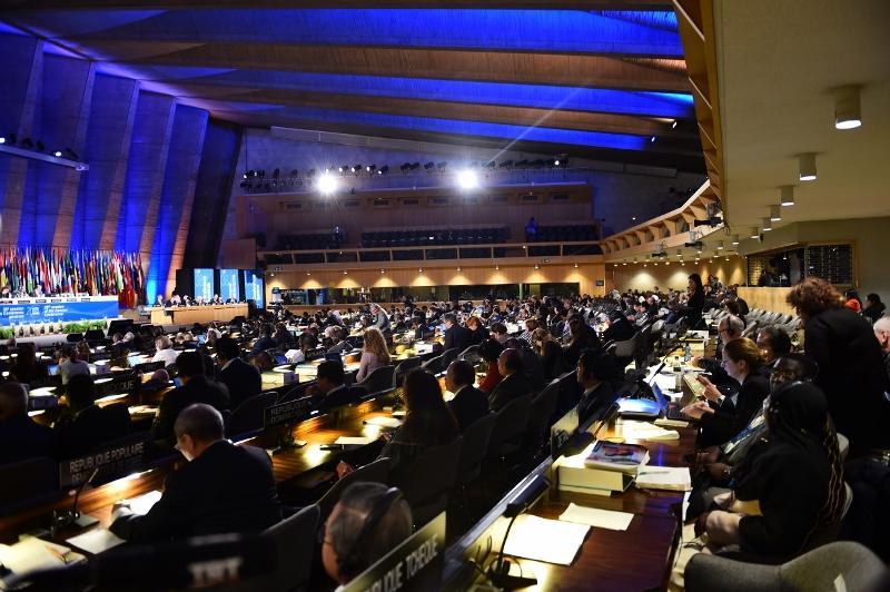 Unesco 38. Genel Konferansı ve idil Biret Konseri
