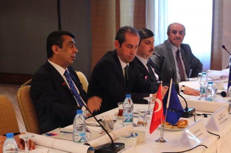 Özel Eğitimin Güçlendirilmesi Projesi Yönetim Kurulu Toplantısı