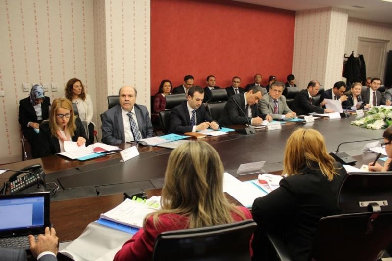 IPA Değerlendirme Toplantısı