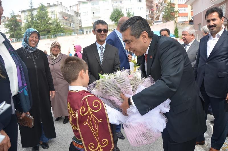 Şenlik İlkokulu Karne Dağıtım Töreni