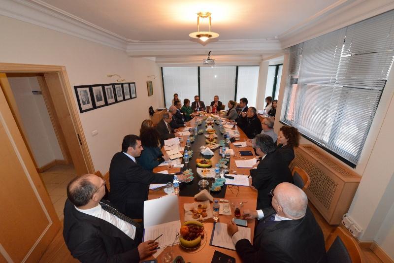 Unesco Millî Komisyon Yönetim Kurulu Toplantısı